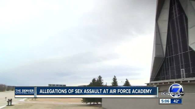 Air Force Academy facing new sexual assault allegations