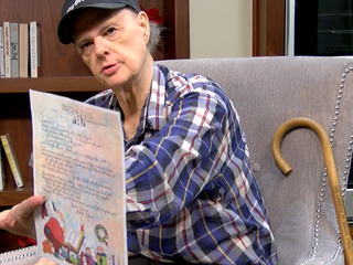 Denver man helps Santa mail letters to kids