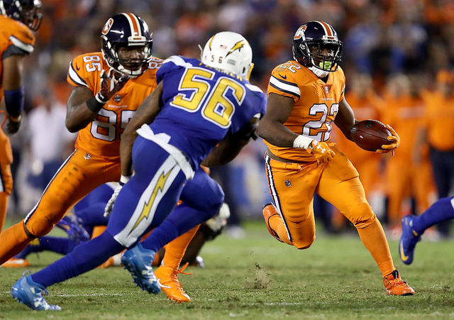 Denver Broncos @ Indianapolis Colts: Thursday Night NFL on Sky Sports