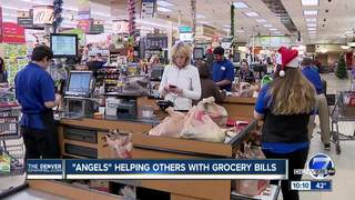 DougCo mom wants to thank grocery store 'angel'