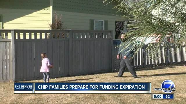 Colorado families prepare for CHIP funding expiration