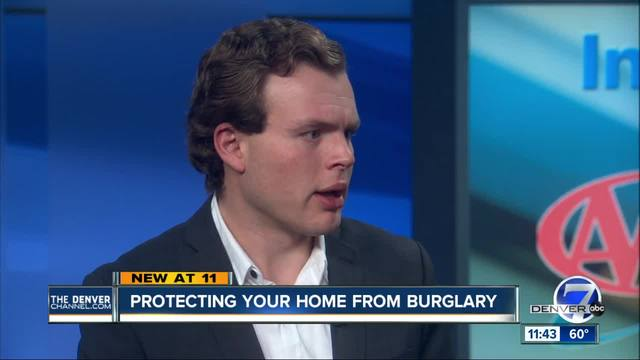 Prevent your home from burglary