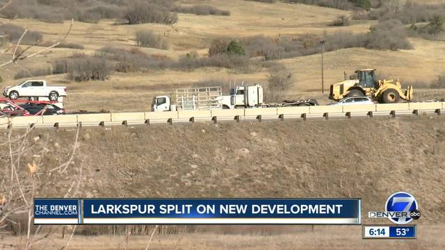 New truck stop planned for Larkspur receives mixed support from residents