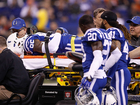 Indianapolis Colts tight end suffers head injury