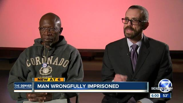 Clarence Moses-El suing Denver- former DA and others for wrong imprisonment