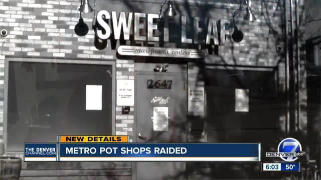 A 13th suspect has been arrested after a DPD marijuana shop raid
