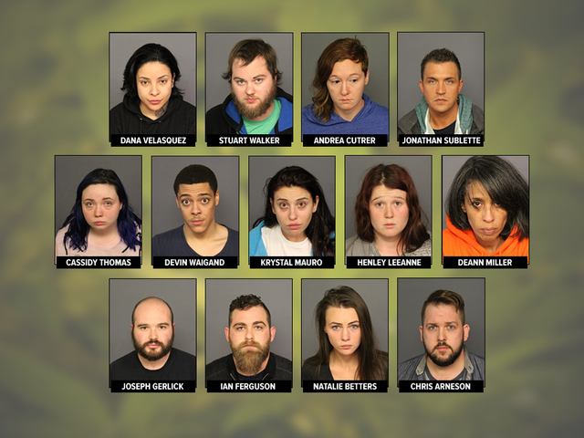 Police: Pot shop workers arrested for 'looping'