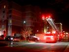 Damaging fire empties Denver hotel; 1 injured