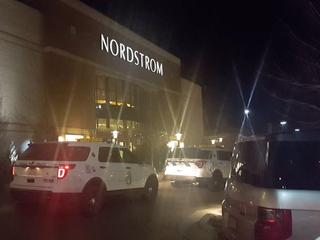 Denver shoplifter fires shot inside Nordstrom