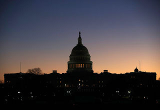 Congressional leaders finalize spending bill