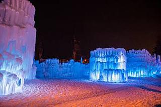 Dillon 'Ice Castle' opens Dec. 28