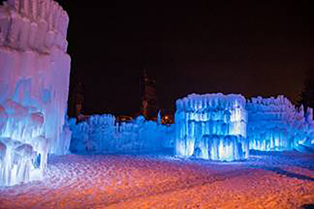 Dillon 'Ice Castle' opens to public in Dec. 28; tickets on ...