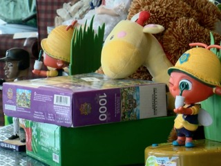 Free toys for kids at some Colo. Goodwill stores
