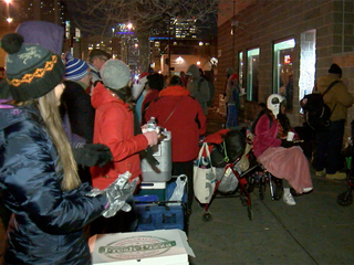 Aurora charity helps homeless this holiday