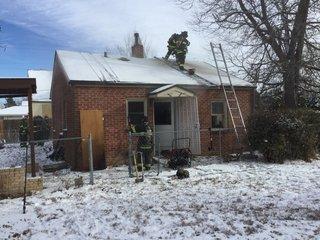 Body found in burned Denver home