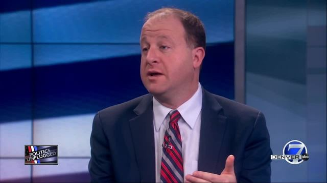 Congressman Jared Polis talks taxes and more as another year on Capitol…