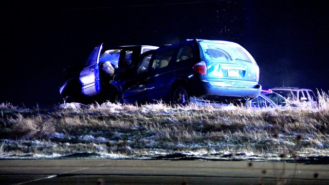 3 dead in I-70 & E-470 crash