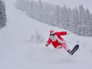 Christmas weekend brings snow to ski resorts