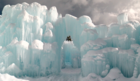 Dillon Ice Castles closing for the season