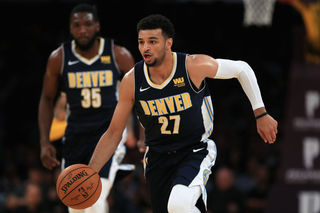 Murray scores 22 as Nuggets beat Jazz 107-83