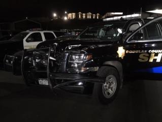 Deputies: DougCo chase suspect rammed patrol car
