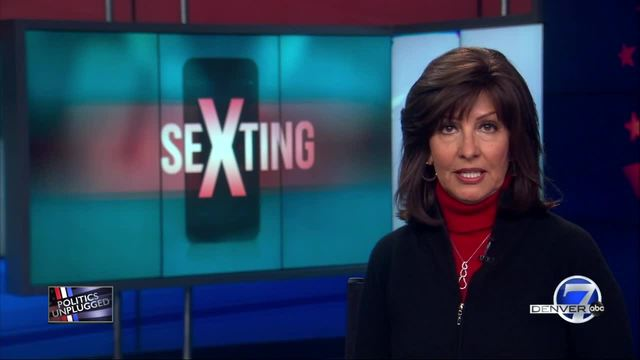 Teen sexting law to allow for less serious charges- penalties after…