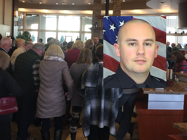 Flags Lowered to Honor Douglas County Deputy Zackari Parrish
