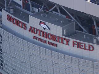 So long, Sports Authority Field!