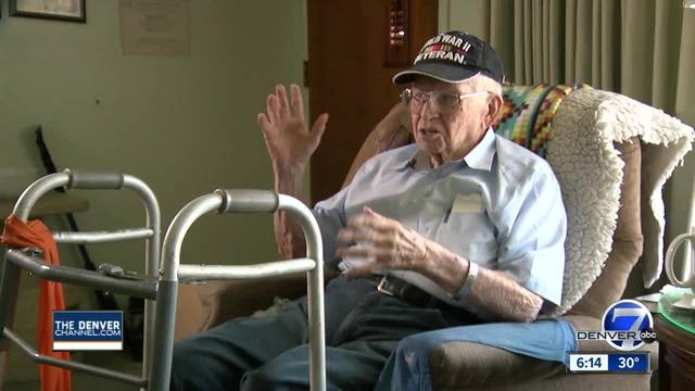 Elderly vet without a shower gets help from local Colorado companies ...