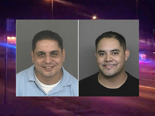 Police search for suspects in RiNo double murder