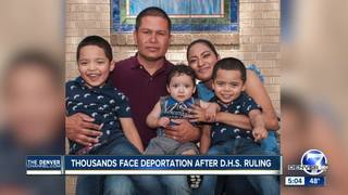 DHS ends 'protected status' for Salvadorans