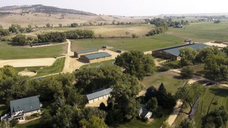 GALLERY: Lyon's ranch is a horse-lover's dream