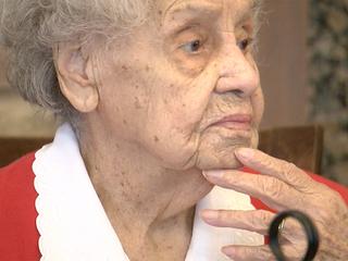 Ludlow Massacre survivor turns 104