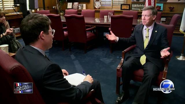 Hickenlooper calls for bipartisanship to address -fiercely urgent-…