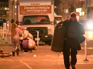 Crimes against Denver homeless increases