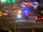 Watch for icy roads as temps dip overnight