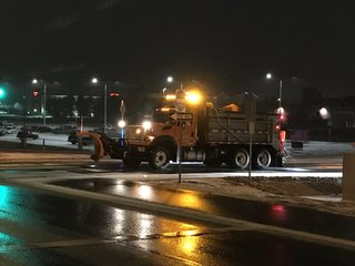 Icy roads, multiple crashes: Live updates