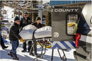 Body found in Gore Creek in Vail