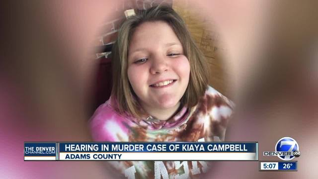 Hearing will determine if teen accused of killing Kiaya Campbell will be…