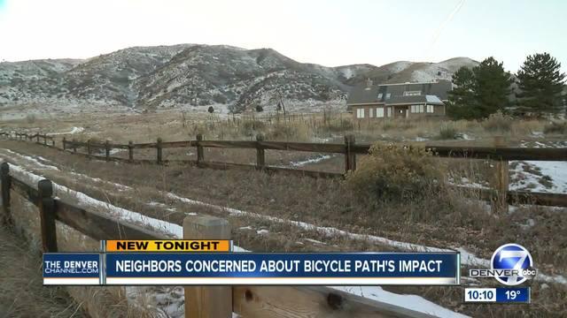 Residents worry construction on new trail will threaten eagle habitat