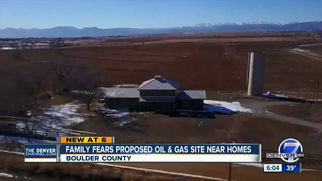 Boulder neighbors concerned about latest Crestone Peak Resources drill…