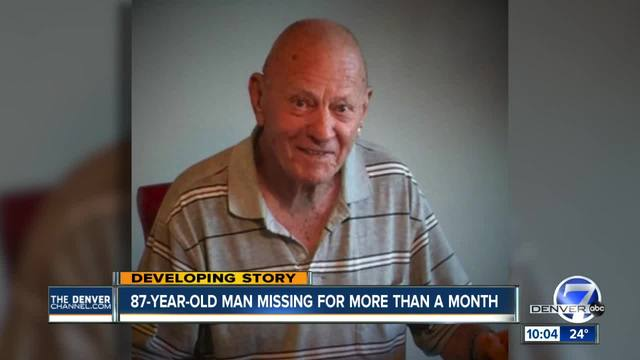 Friends of missing 87-year-old man raise money for private investigators…