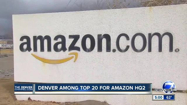 Denver among top 20 candidates for Amazon-s second North American headquarters