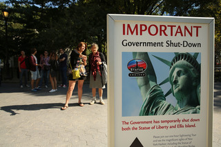 What happens if the government shuts down?