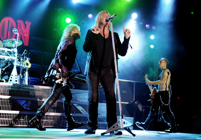 Def Leppard / Journey Announce Co-Headlining Tour - The CLE Is…