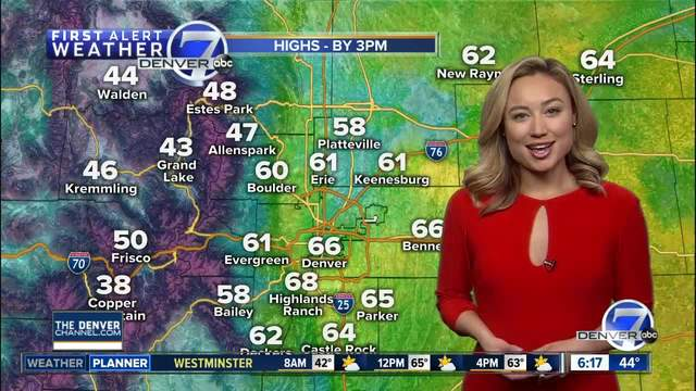 From spring-like weather to snow- changes coming to Colorado this weekend-
