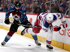 Avalanche gets 9th straight win against Rangers