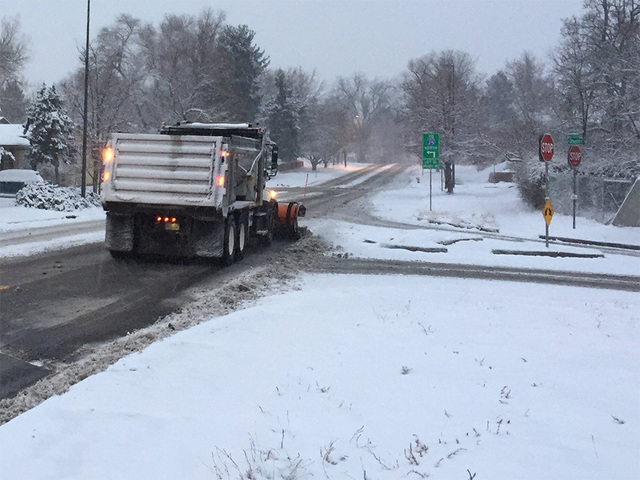 Icy and snowy conditions: Live traffic updates