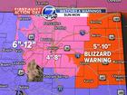 First Alert Action Day: Sunday snow in Denver