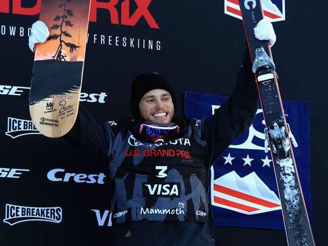 Gus Kenworthy Celebrates Going To The 2018 Winter Olympics With Pride Commercial
